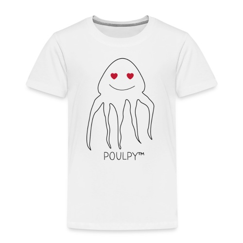 Poulpy Lovely - T-shirt Premium Enfant