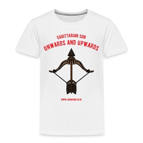 Sagittarius Sun Bright - Kids' Premium T-Shirt