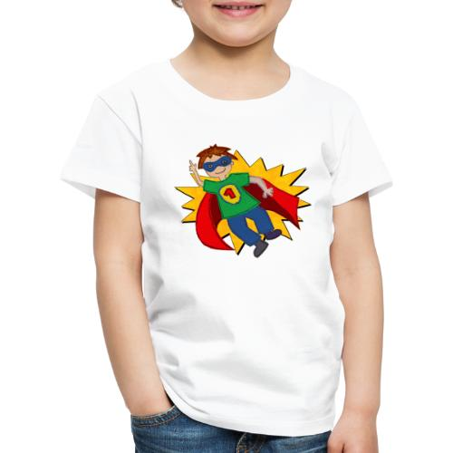 Superheld - Kinder Premium T-Shirt