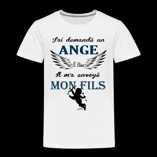 Ange fils - T-shirt Premium Enfant