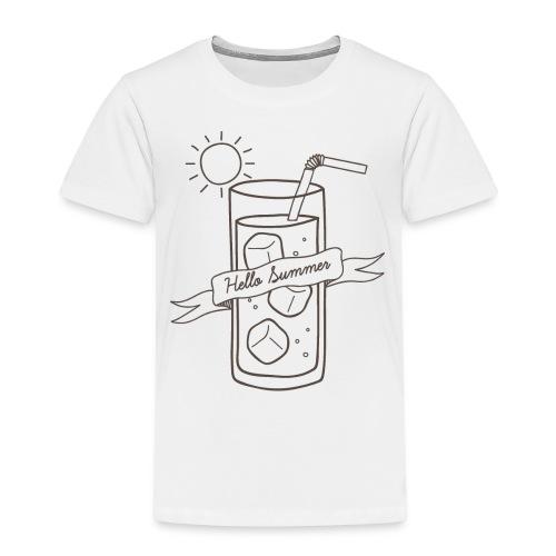 Hello Summer - T-shirt Premium Enfant