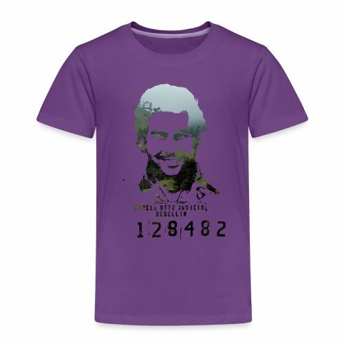 Pablo Escobar - Regenwald in Kolumbien - Kinder Premium T-Shirt