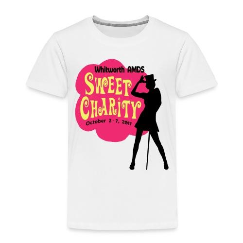 WAMDS Sweet Charity 2017 - Kids' Premium T-Shirt