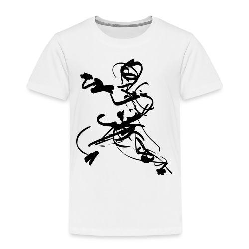 mantis style - Kids' Premium T-Shirt