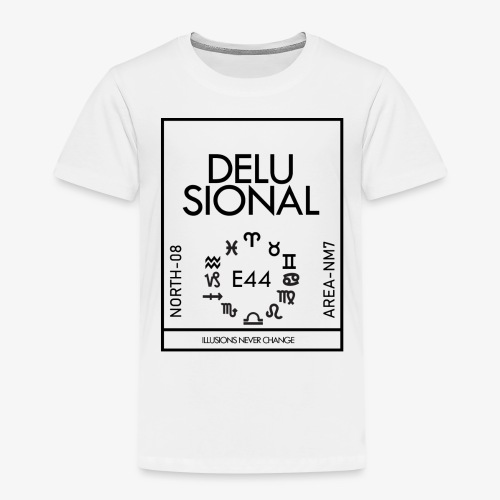DELUSIONAL - Kids' Premium T-Shirt