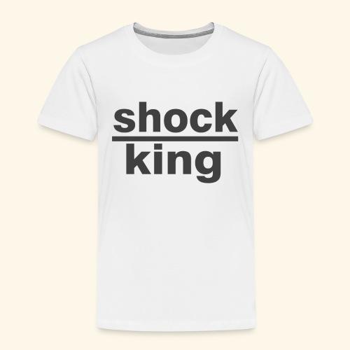 shock king funny - Maglietta Premium per bambini