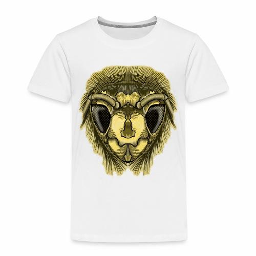 Half-Bee by Jon Ball - Kids' Premium T-Shirt