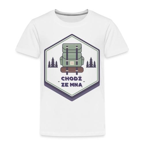 Górska wycieczka - Koszulka dziecięca Premium