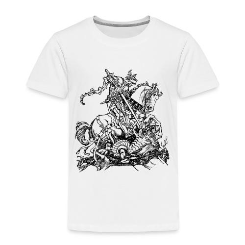 England and St George. - Kids' Premium T-Shirt