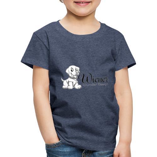 Wiener Wunder Hund - Kinder Premium T-Shirt