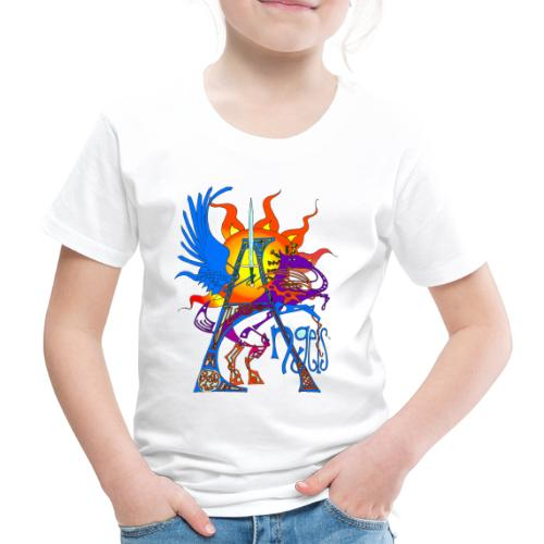 Angel Messenger - Kids' Premium T-Shirt
