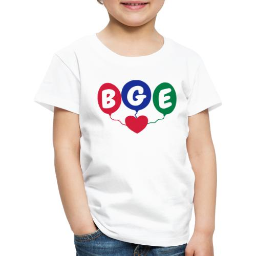 Luftballons - Kinder Premium T-Shirt