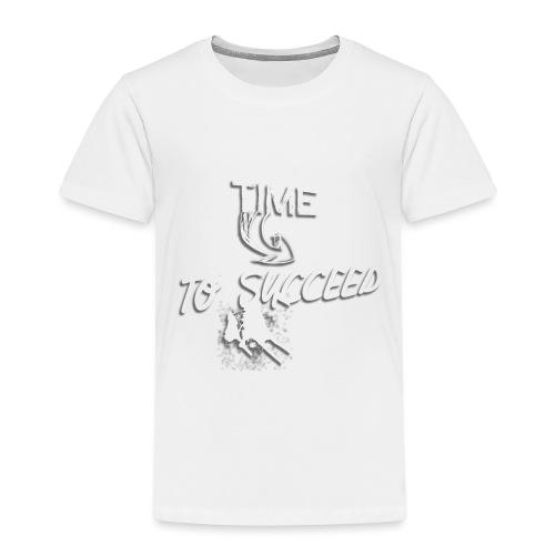 Het tijd - Kinderen Premium T-shirt