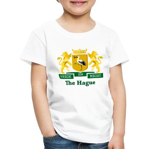 THE HAGUE - T-shirt Premium Enfant