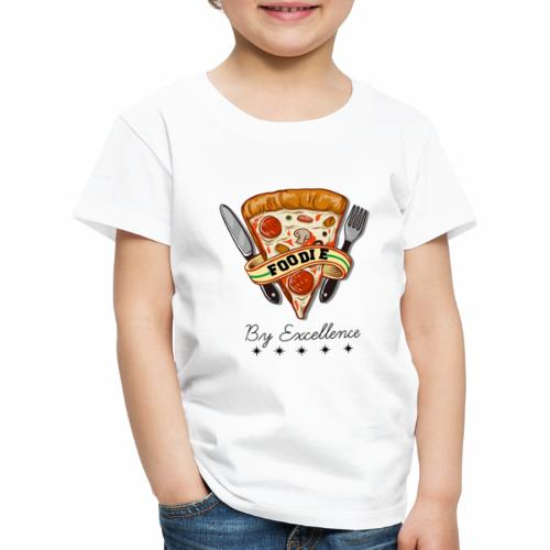FOODIE BY EXCELLENCE - Camiseta premium niño