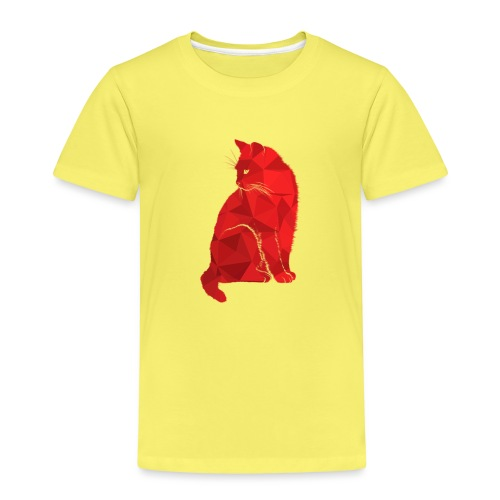 Cat - Kinder Premium T-Shirt