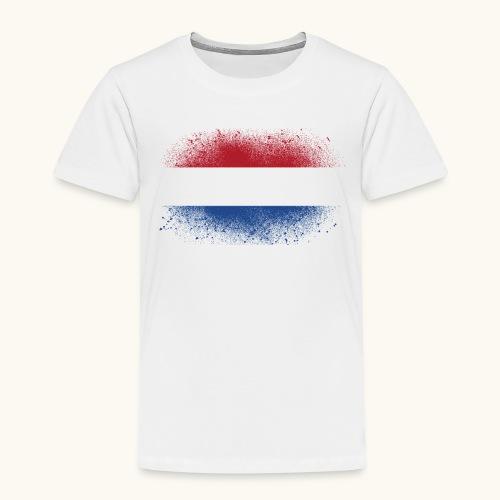 Drapeau hollandais, cadeau drôle - T-shirt Premium Enfant