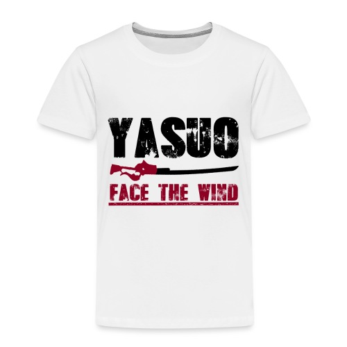 Yasuo Main - Kinder Premium T-Shirt