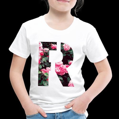 Roses original Pink - Kinder Premium T-Shirt