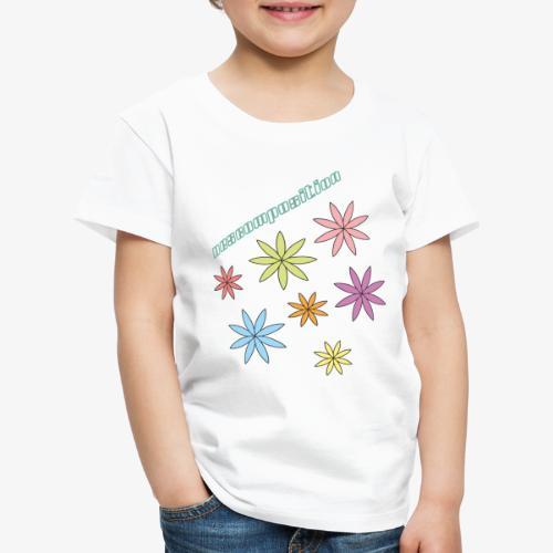 SOLRAC composition - Camiseta premium niño