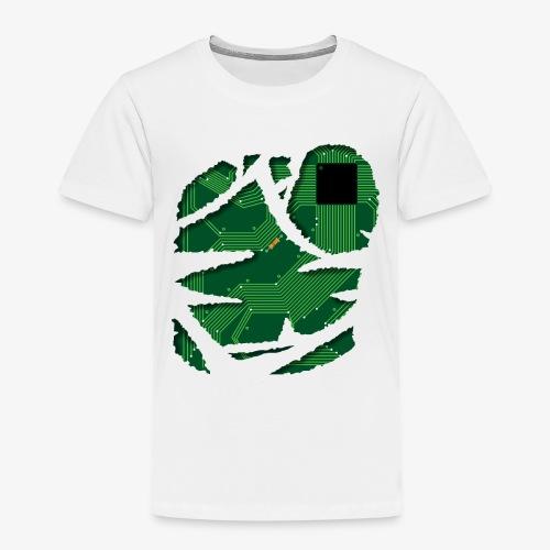 Stromkreis / Strom / Schaltplan / Technik Shirt - Kinder Premium T-Shirt