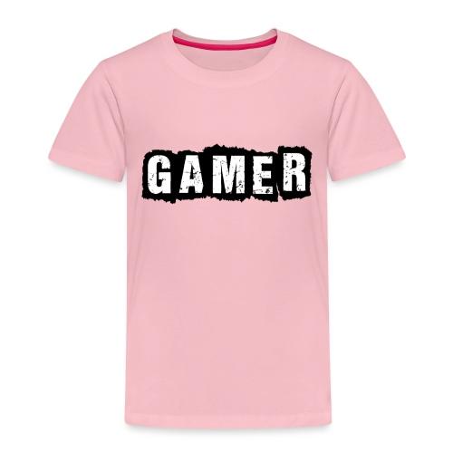 D 40 Gamer - Kinder Premium T-Shirt