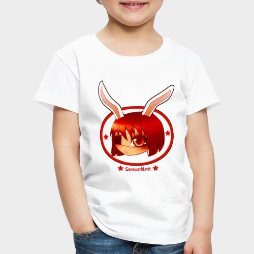 Geneworld - Bunny girl pirate - T-shirt Premium Enfant