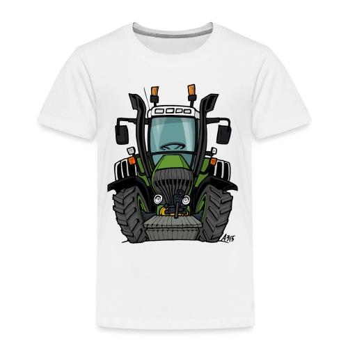 0062 F - Kinderen Premium T-shirt