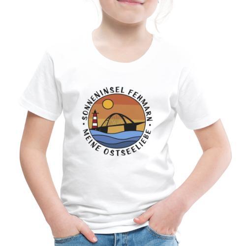 Sonneninsel Fehmarn - Kinder Premium T-Shirt