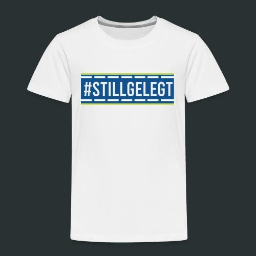 Polizei stillgelegt Autobahnpolizei - Kinder Premium T-Shirt