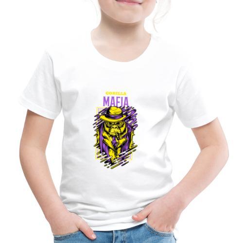 Gorilla Mafia - Kinder Premium T-Shirt