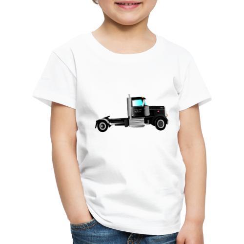 Trucking - Kinder Premium T-Shirt