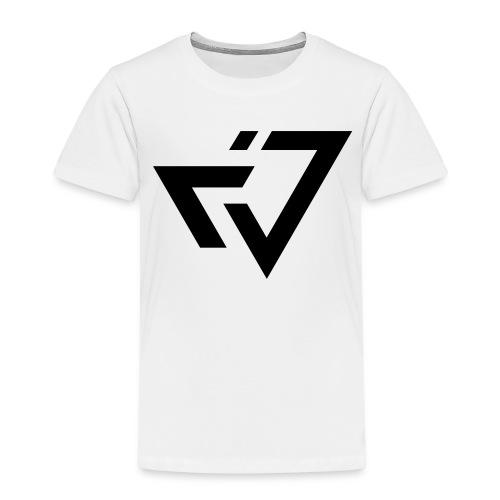 CVM logo - Kinderen Premium T-shirt