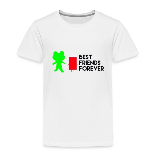 Best friends forever - Kids' Premium T-Shirt