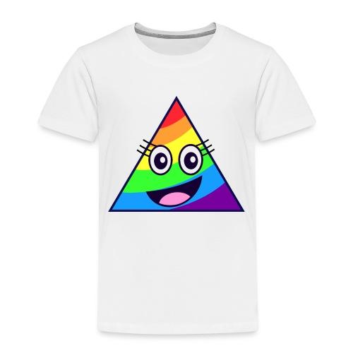 PRISM bear - Koszulka dziecięca Premium
