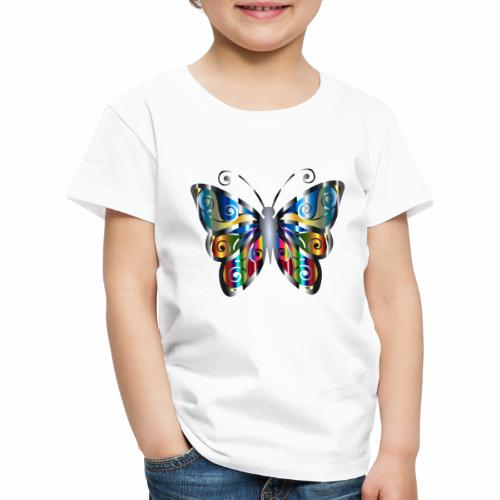 butterfly - Koszulka dziecięca Premium