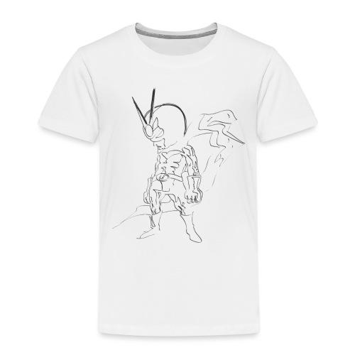 supereroe - Maglietta Premium per bambini