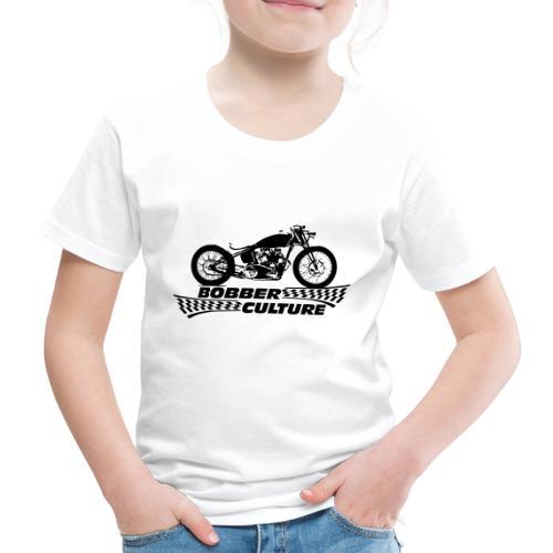 Bobber Culture - Camiseta premium niño