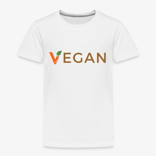 vegan - Kids' Premium T-Shirt