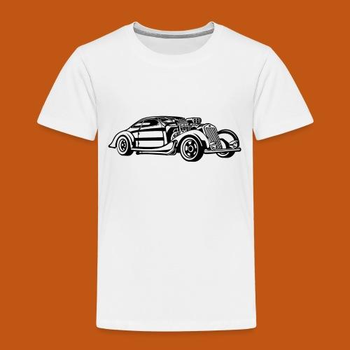 Hot Rod / Rad Rod 05_schwarz - Kinder Premium T-Shirt