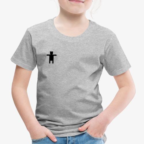 Epic Ippis Entertainment logo desing, black. - Kids' Premium T-Shirt