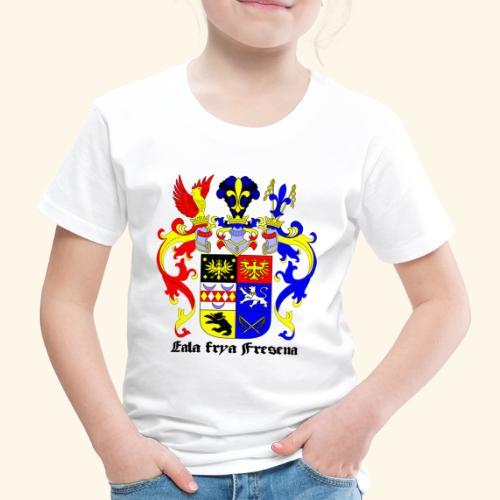 ostfriesland wappen - Kinder Premium T-Shirt