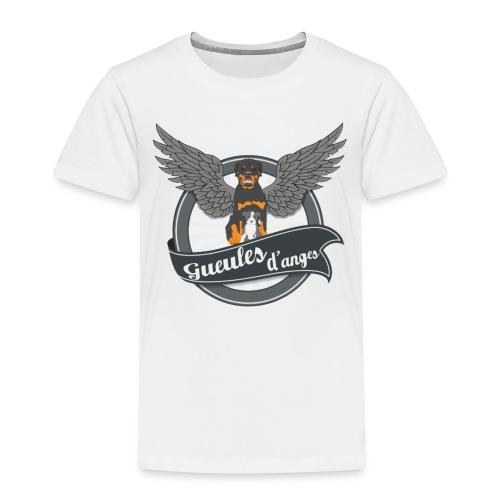 GA pixel png - T-shirt Premium Enfant