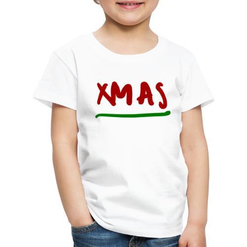 XMAS - Kinder Premium T-Shirt