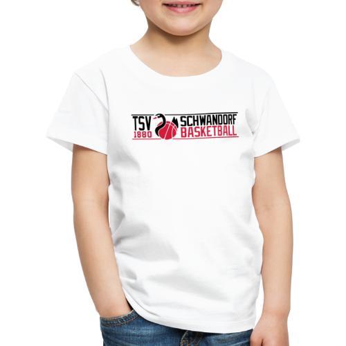 bannerweissrot - Kinder Premium T-Shirt