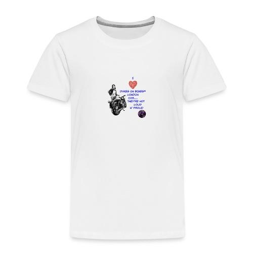 SUPPORTER DOB - Kids' Premium T-Shirt