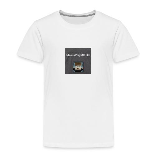 mint je - Børne premium T-shirt