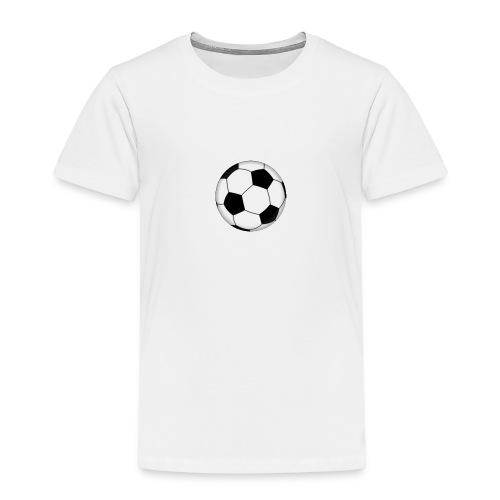 voetbal - Kinderen Premium T-shirt
