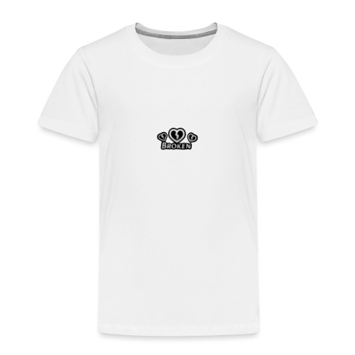 Broken dark - Kinder Premium T-Shirt