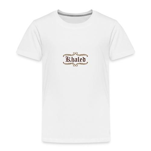 Khaled - Kinderen Premium T-shirt